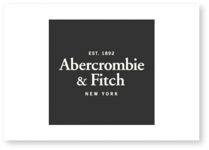 Abercrombie & Fitch NY Advertising
