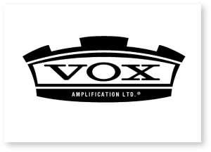 VOX Amplification Advertising